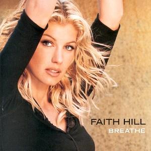 FaithHillBreathealbumcover