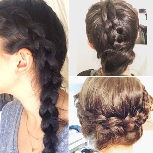 3 Simple Braid Hairstyles To Try