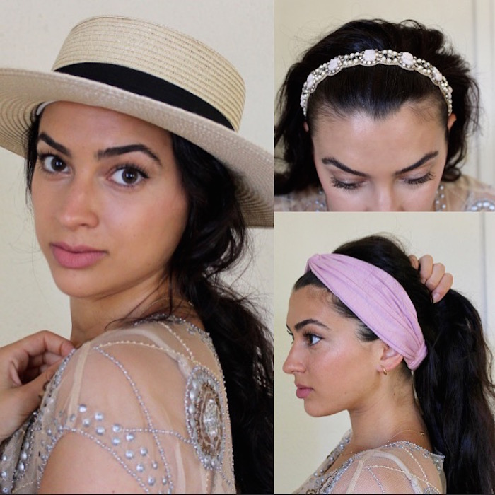 Favorite Summer Hair Accessories