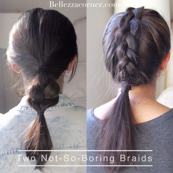 Two Not-So-Boring Braids