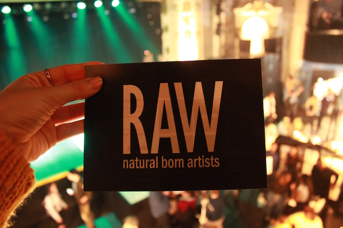 RAW Event — Artists of Chicago