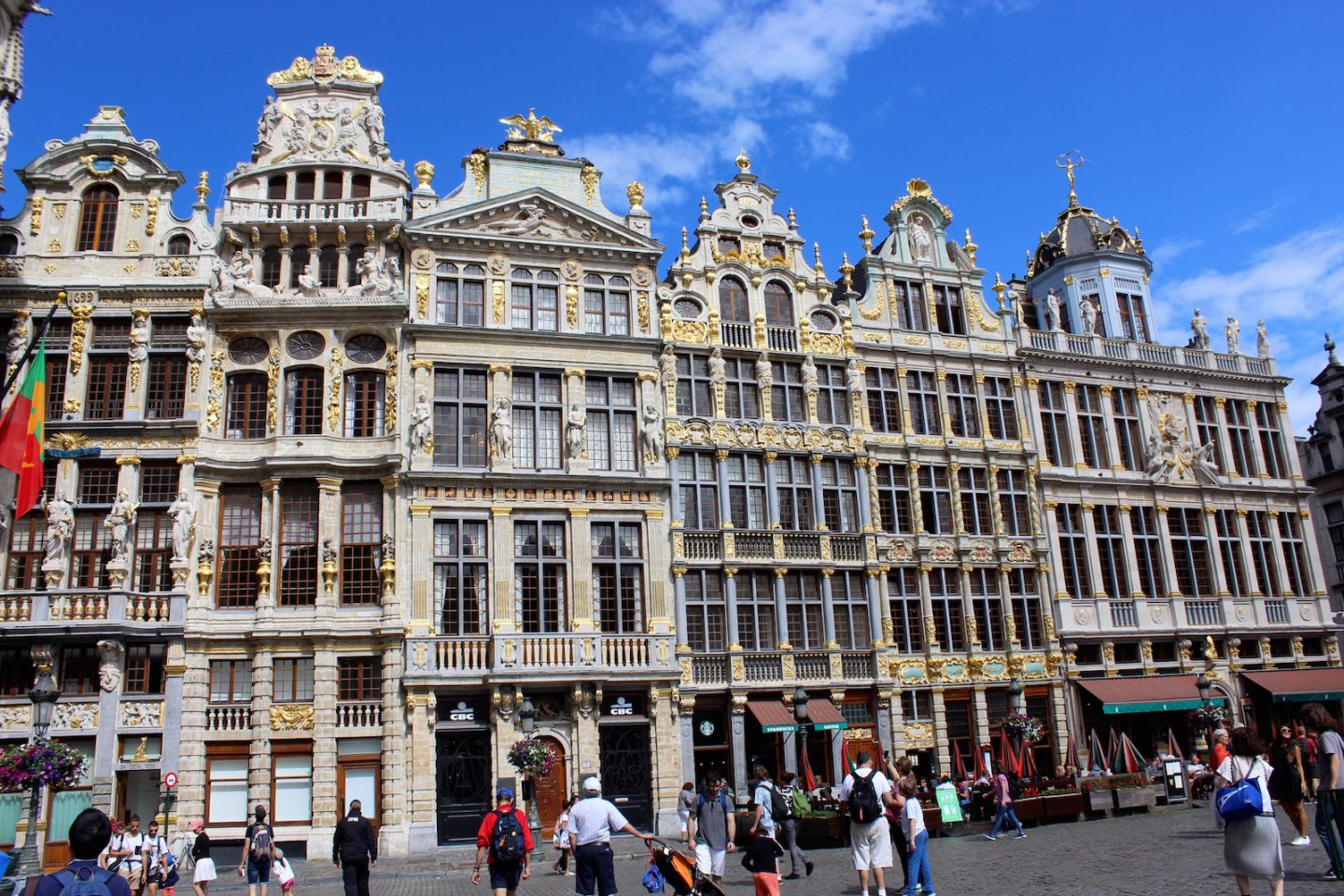 Bellezza Corner Brussels Grand Place