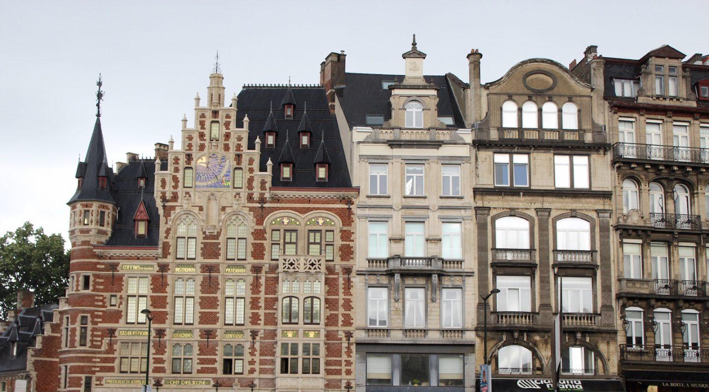 Bellezza Corner Brussels Sablon