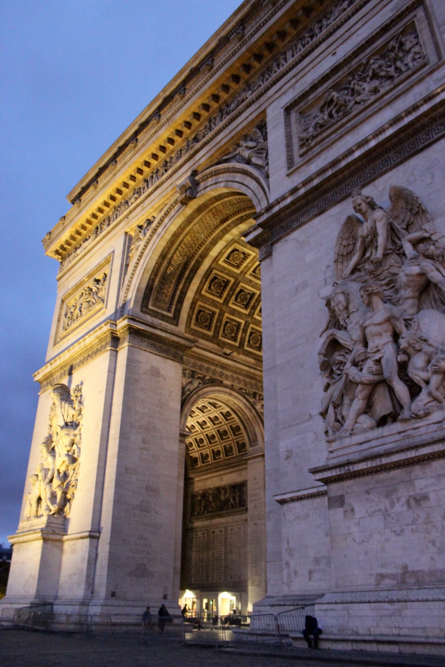 The Bellezza Corner Arc De Triomphe