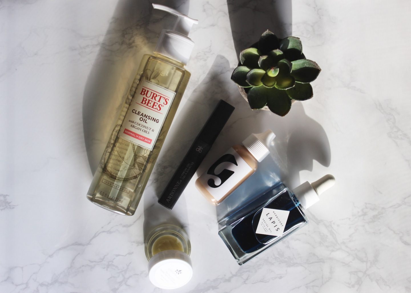 Green Beauty Finds for Clear Skin