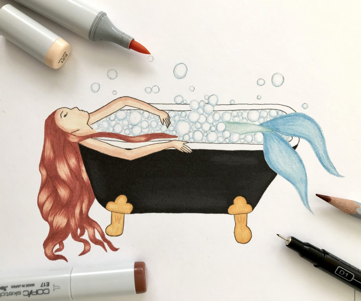 My New Project   Fashion Illustrations