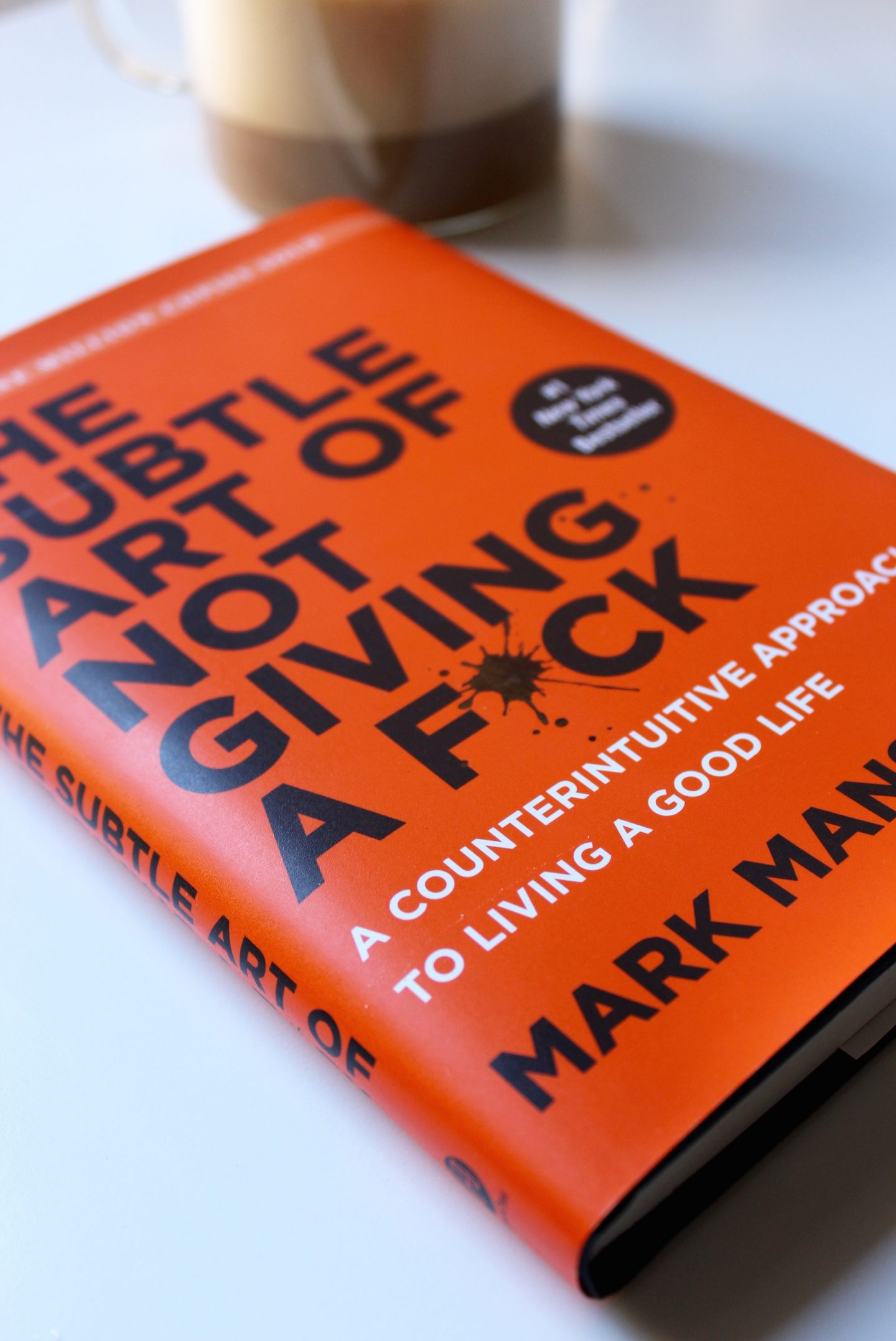 Learning The Subtle Art of Not Giving A F*ck | Book Review