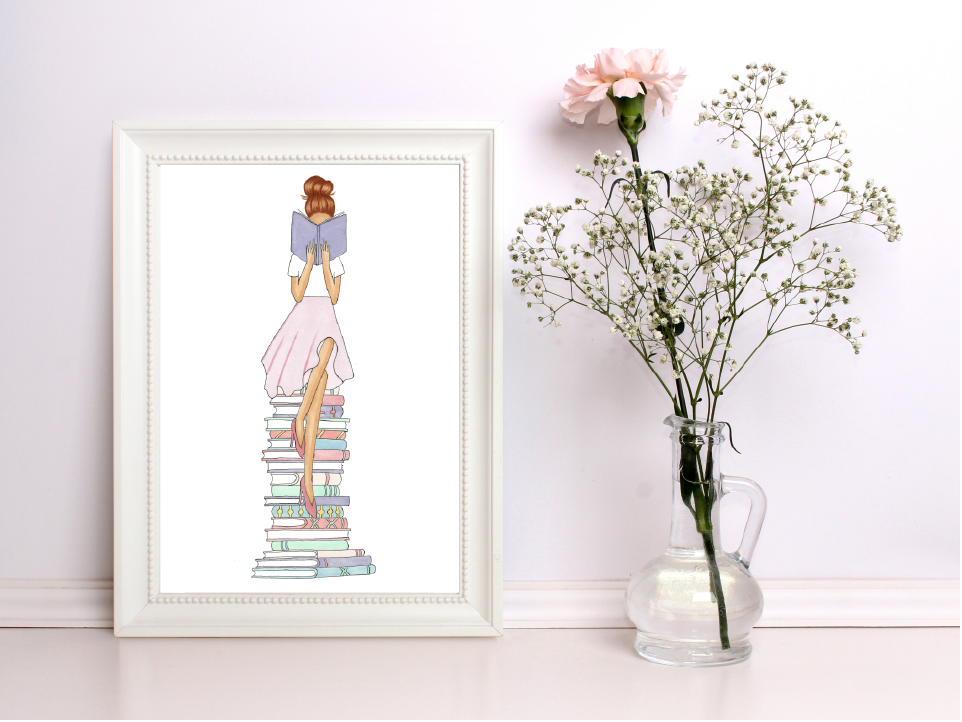 My New Project   Fashion Illustrations!