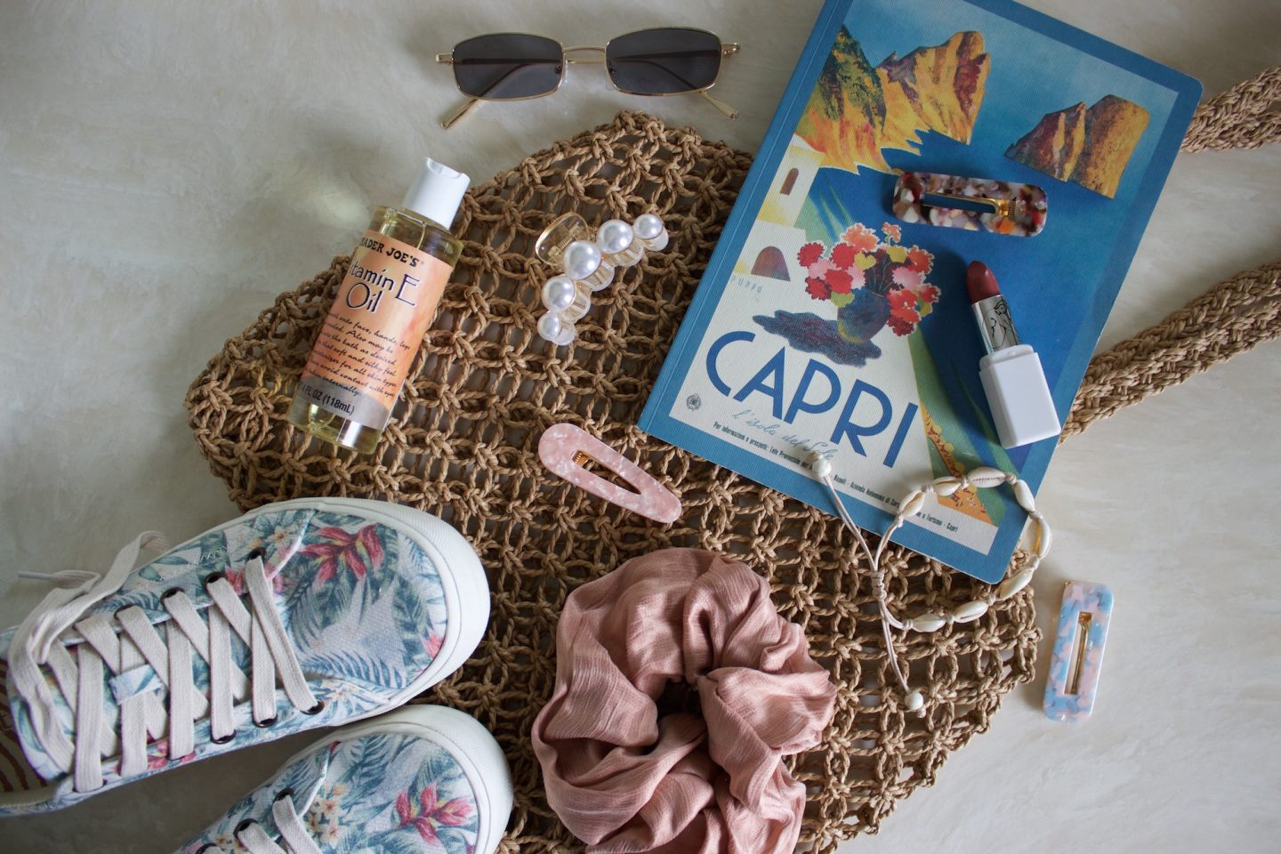 My Summer Beauty + Accessories Picks